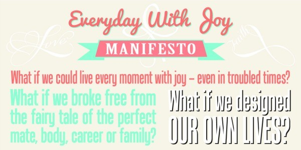 Join the Movement. Live Everyday with Joy.